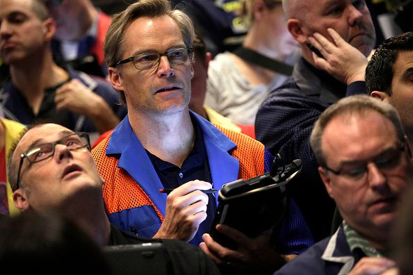 Eurozone stocks hammered by trade tensions, US airlines battered by Buffett