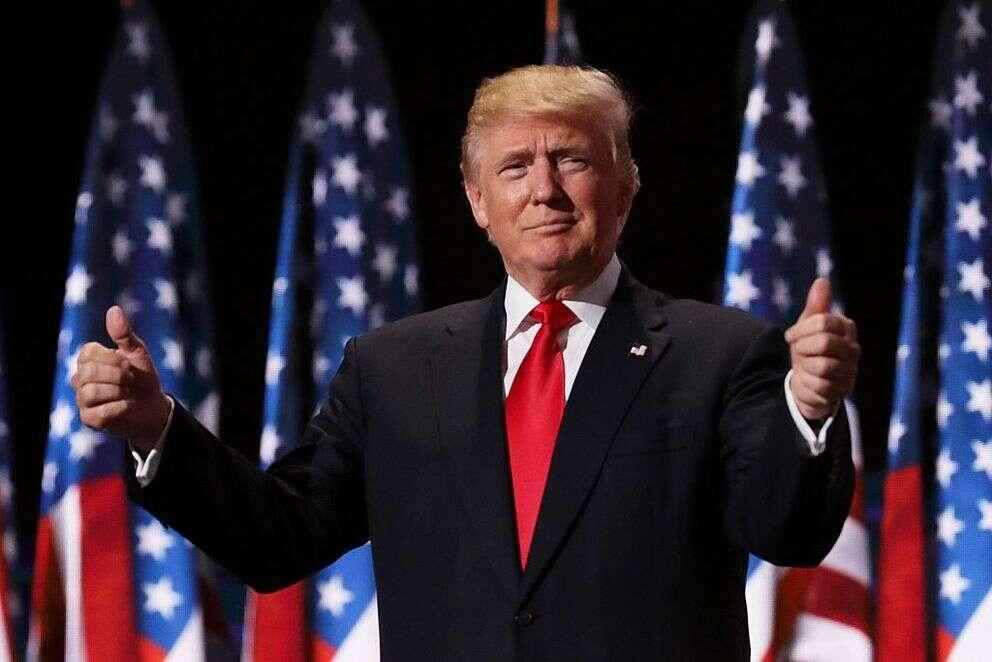 Trump's White House return helps sentiment