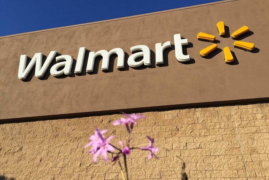 Walmart share price rallies on solid Q2 results