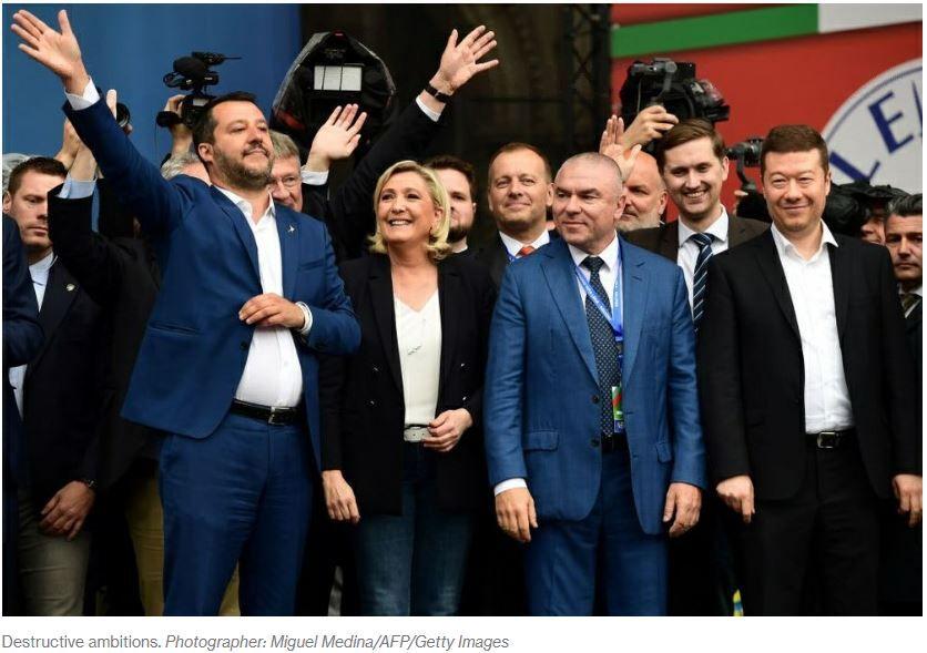 Riemergono le preoccupazioni per l'Italia, Galliford Try in forte rialzo