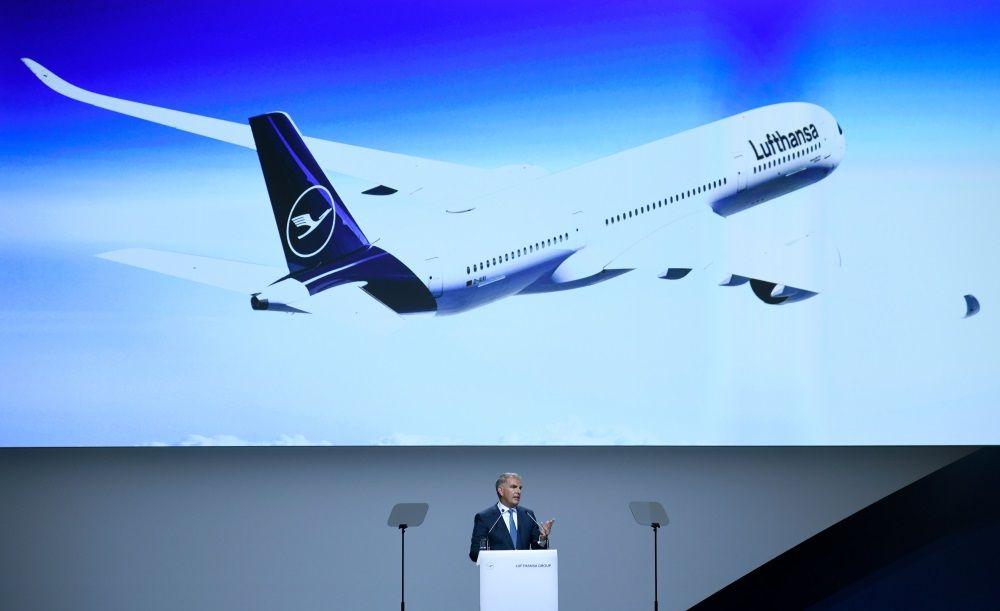 Lufthansa: Das hat Herr Spohr aber gut getimet