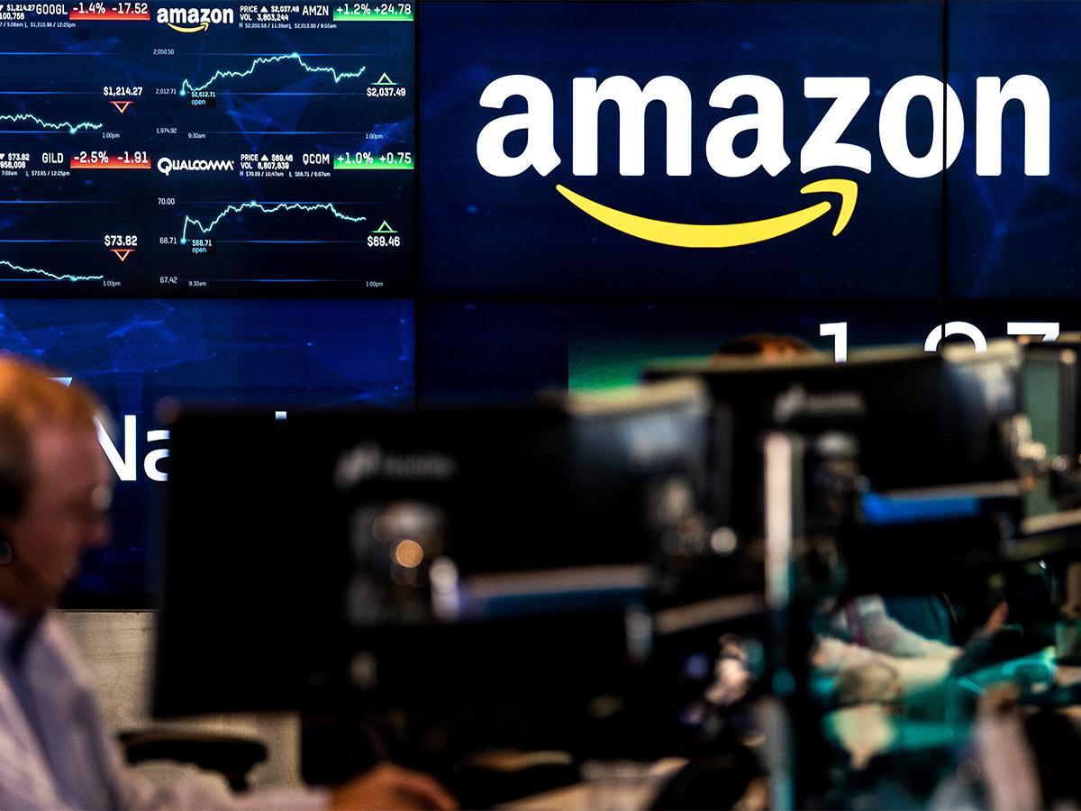 Amazon Aktie verliert, obwohl das Unternehmen ein starkes Weihnachtsgeschäft erwartet