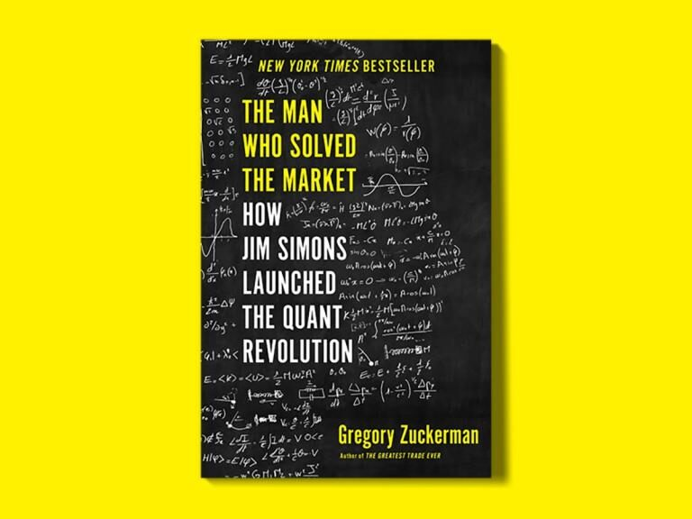 Trader tales: Gregory Zuckerman's The Man Who Solved the Markets