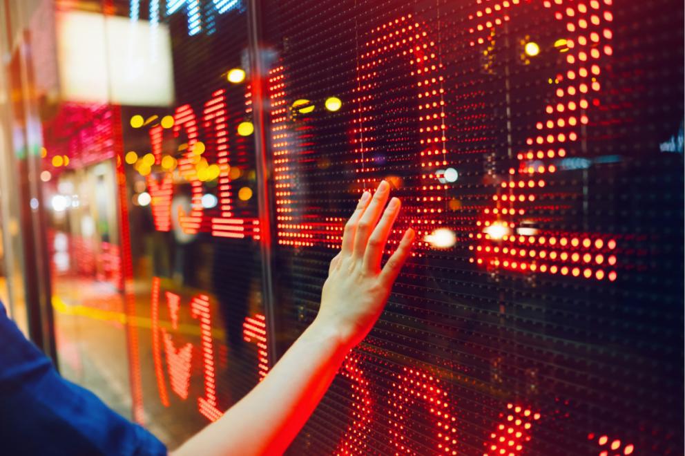 中国武汉疫情抑制股市涨势,美元出现走升迹象
