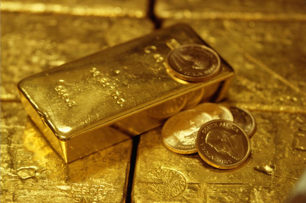 Złoto, metale szlachetne i słaby dolar tematem numer jeden