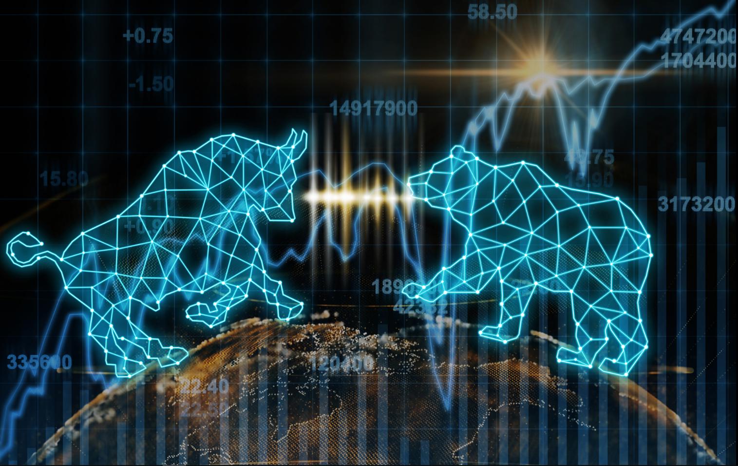 Börsenradio: Bullen zufrieden, Bären bekommen keinen Fuß in Börsentür
