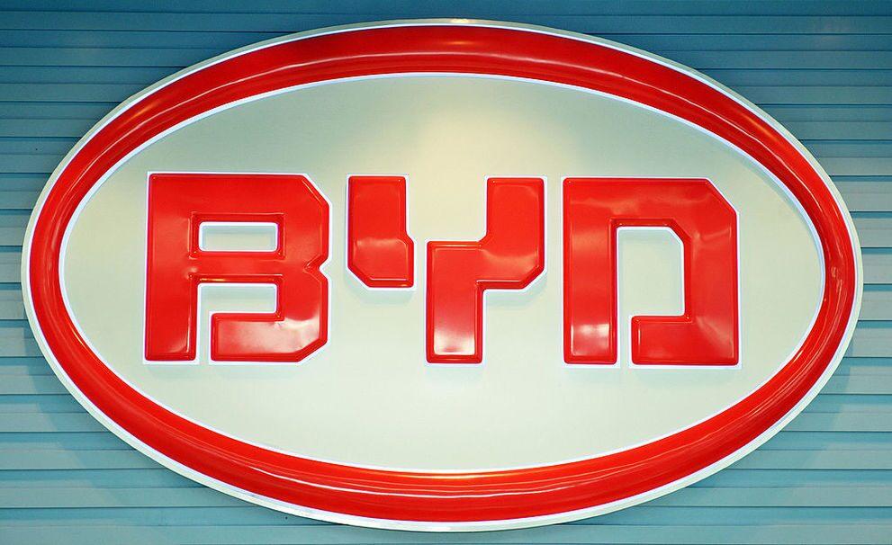 BYD Aktie: Plötzlich springt sie an!