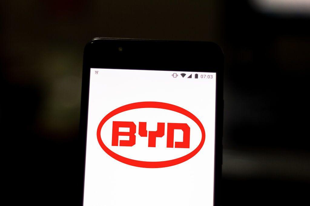 BYD Aktie unschlagbar gut?