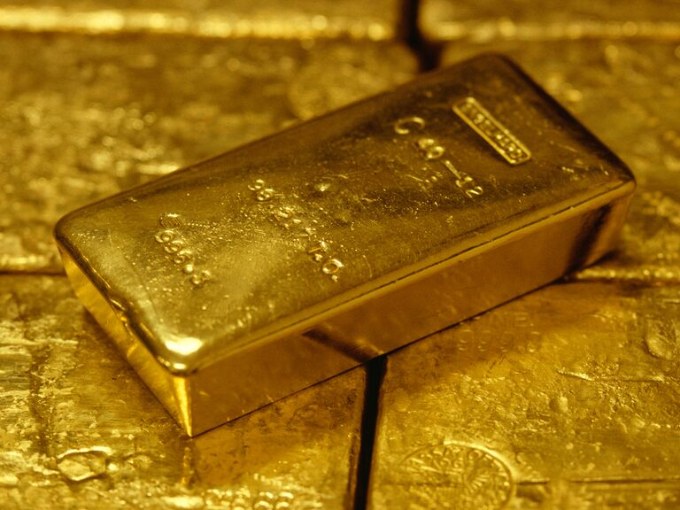 Chart of the week – Gold (cash) plummeted to test key medium-term support zone