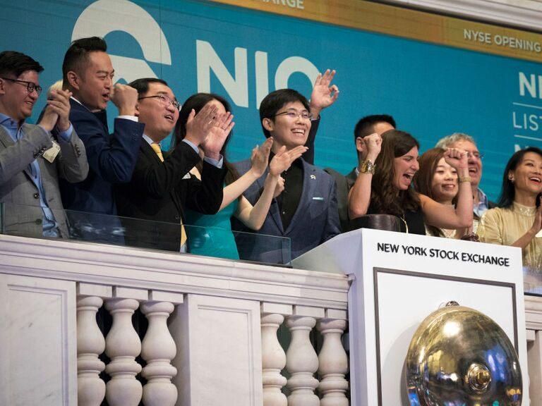 Nio Aktie – Ist die Korrektur endlich vorbei?