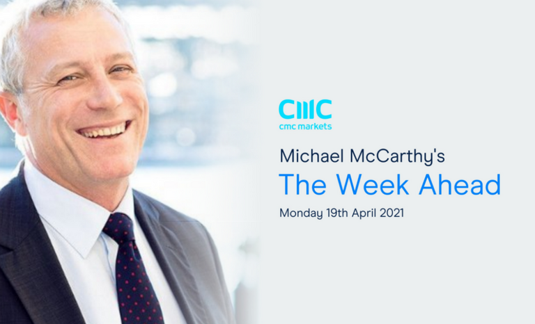 The Week Ahead: will inflation fears impact vaccine recovery optimism?