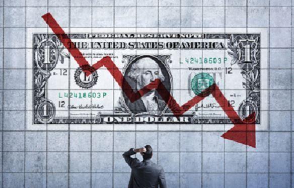 US payrolls miss sends the dollar sliding
