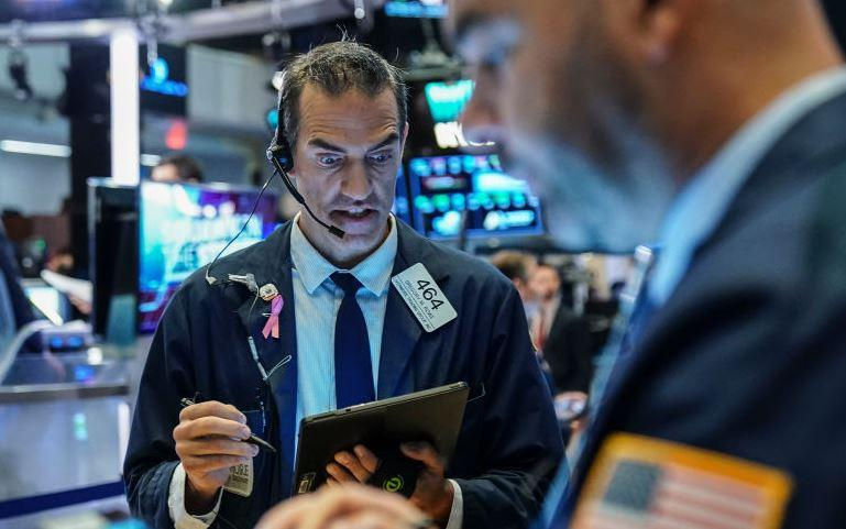 Volatility continues, gold and bonds jump