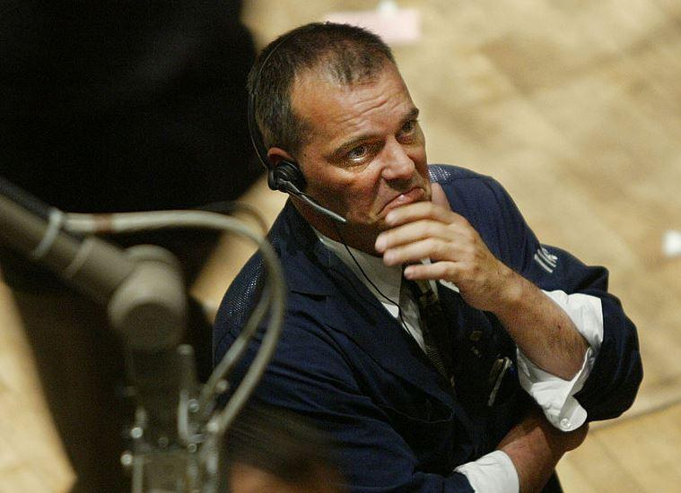 Stocks slump, crude crumbles