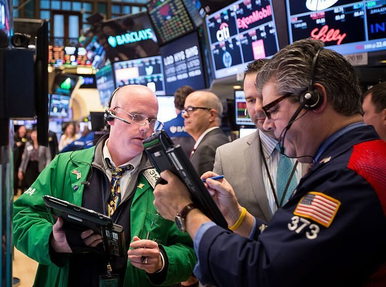 Minor risk off as US indices hit extreme overbought conditions
