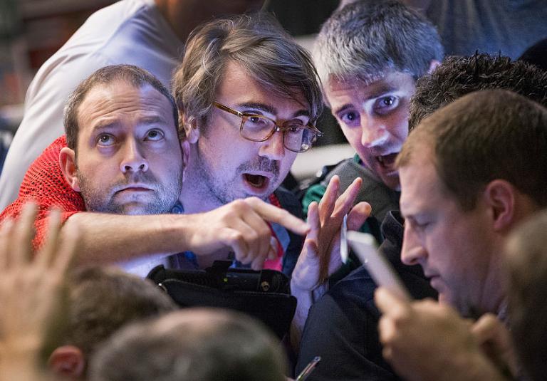 Stocks slide as health fears resurface, US dollar jumps