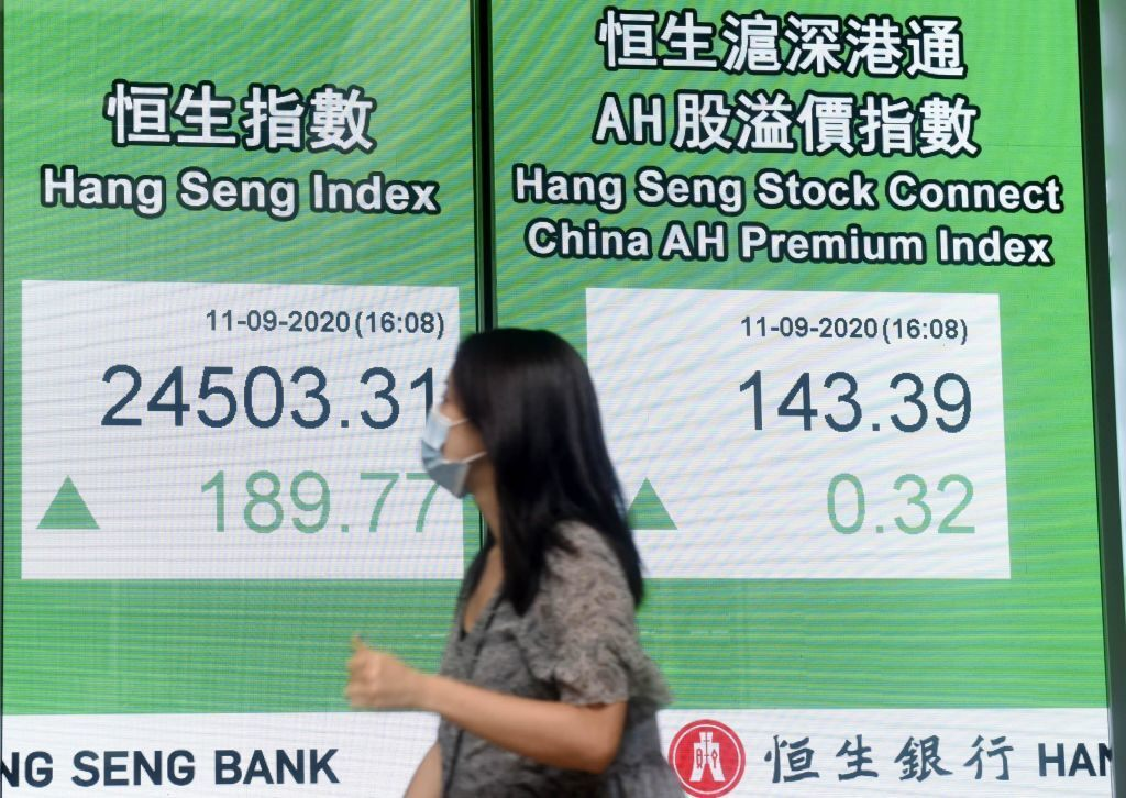 Positive start ahead of China numbers