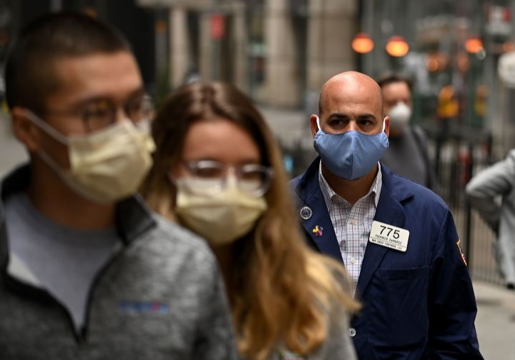 Sentiment sours as infections soar