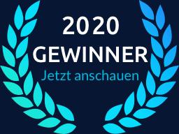 2020 Gewinner