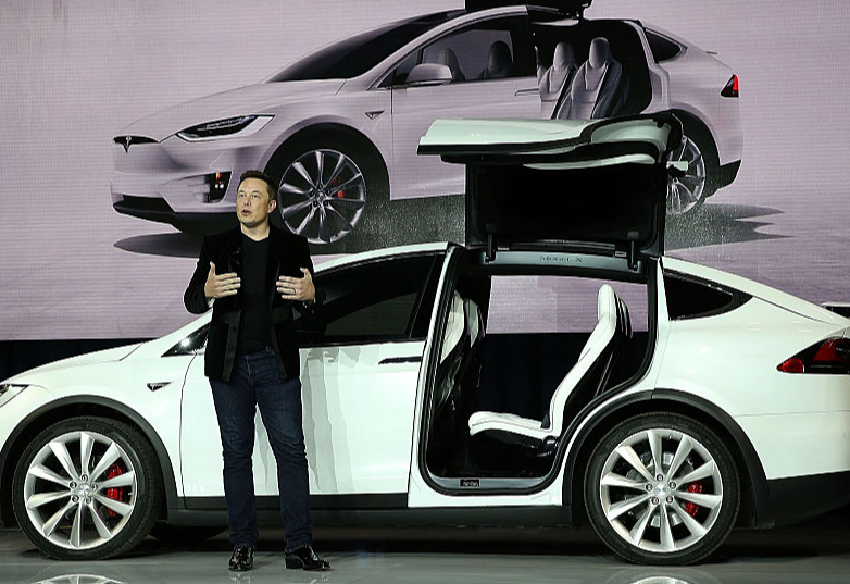 Tesla, man and machine