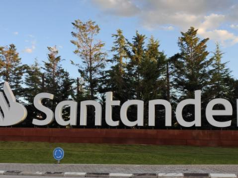 Buenas perspectivas de trading en Banco Santander