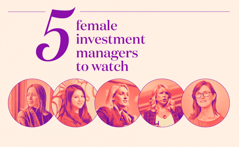 The 5 women to watch in investment management