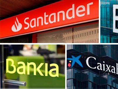 Los bancos empujan al Ibex 35
