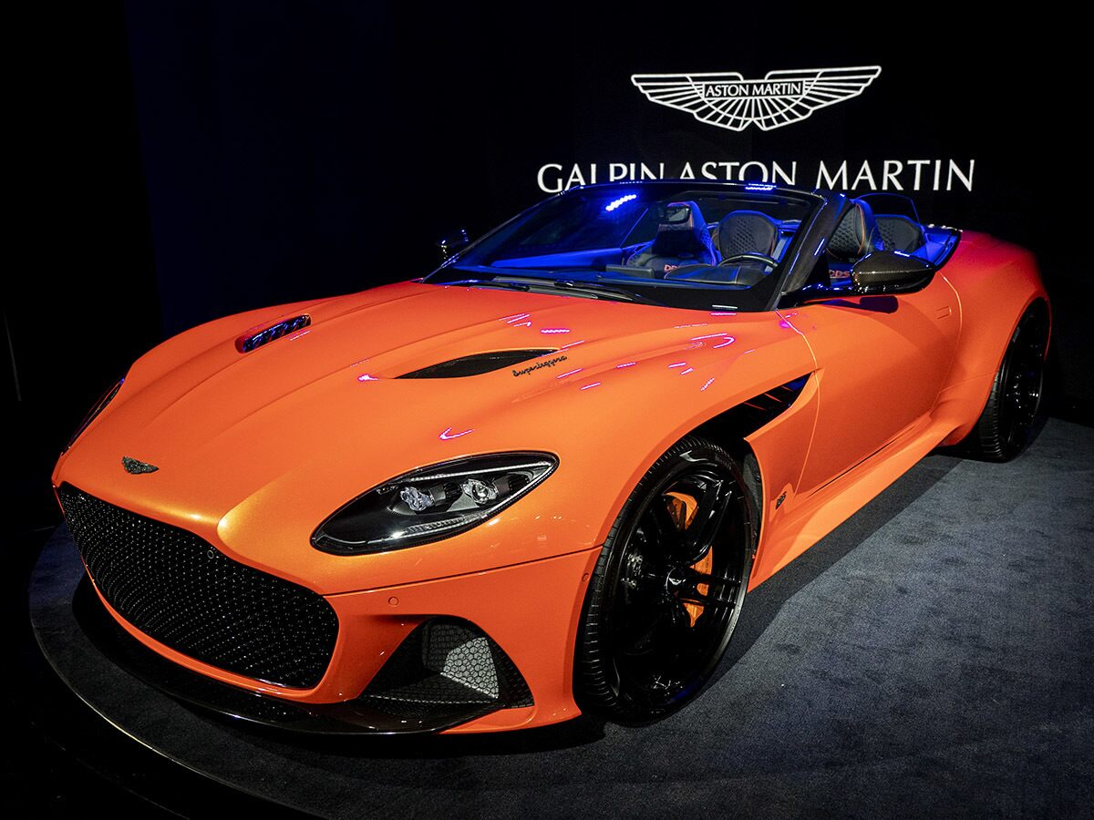 Can Aston Martin's share price drive higher?