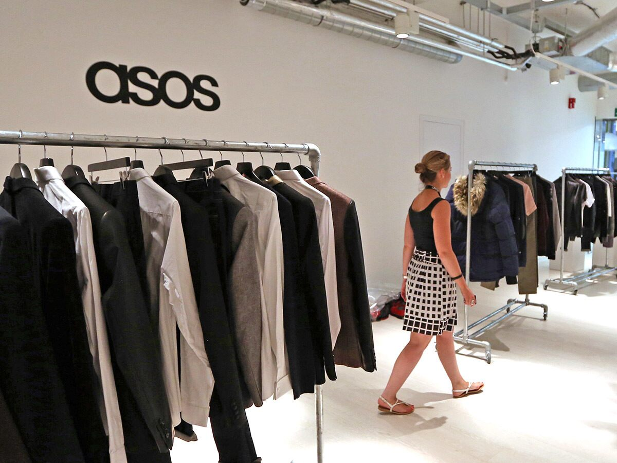 How will ASOS' share price be affected by interim results?
