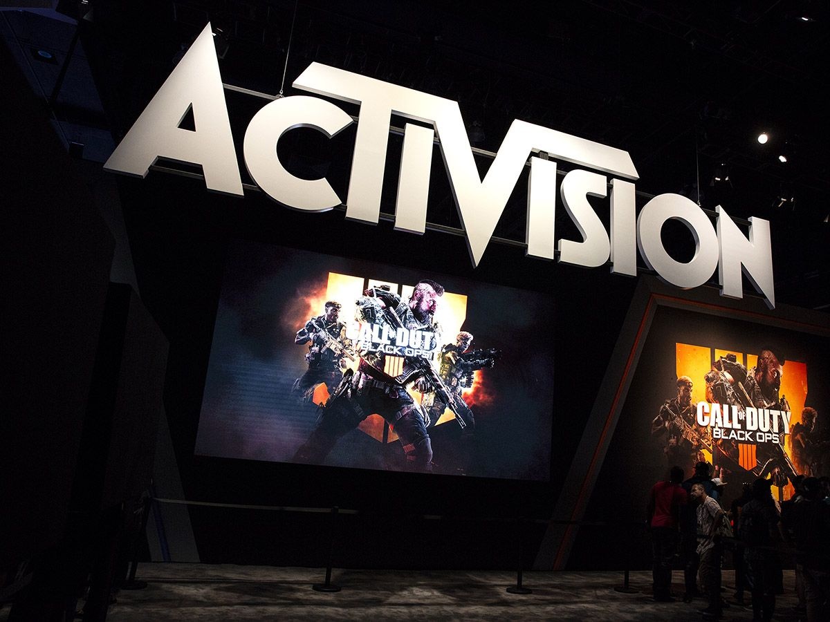 Is Activision Blizzard's stock the best play in the gaming business?