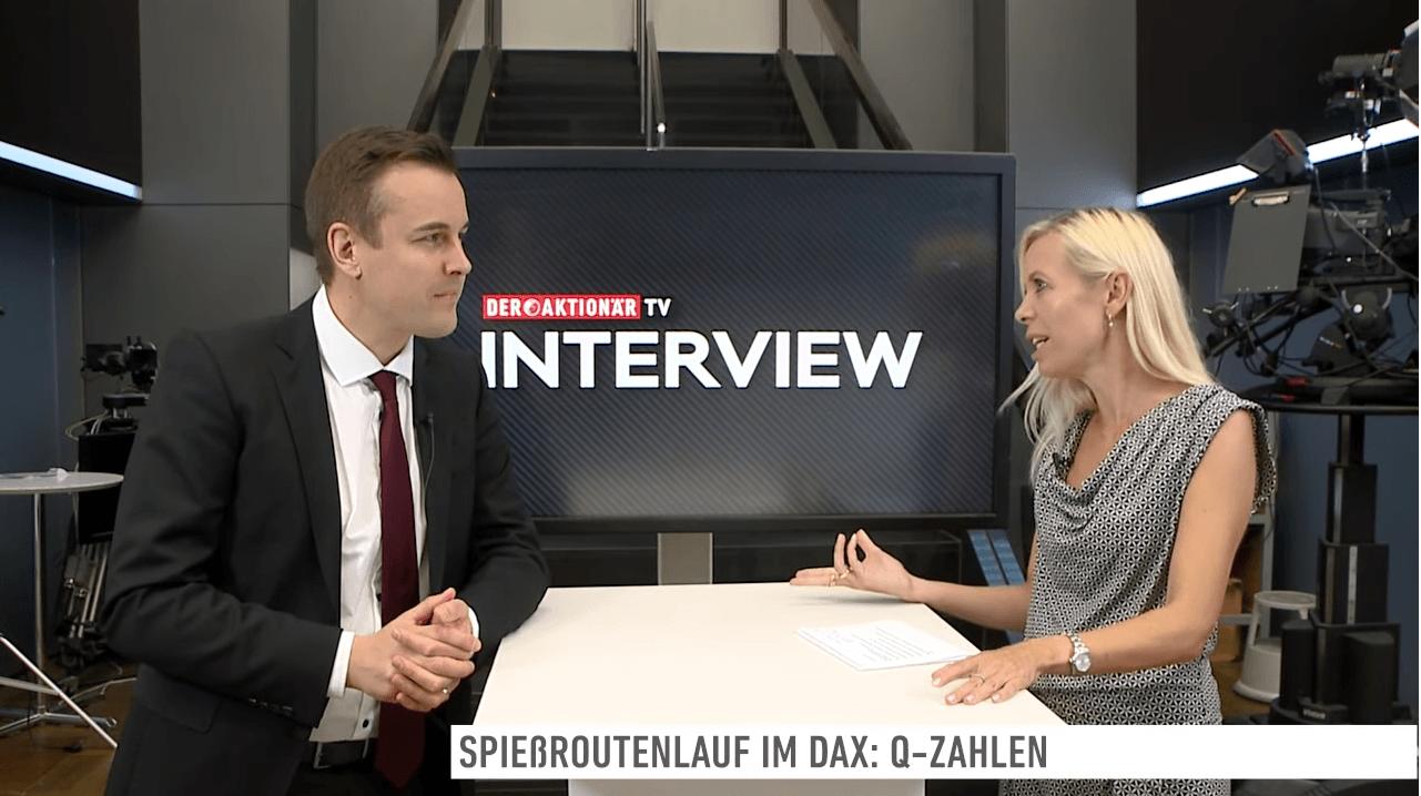 DAX aktuell: Kommt die FED-Zinssenkung?