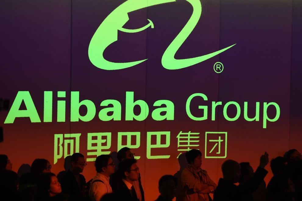 Alibabaaktie