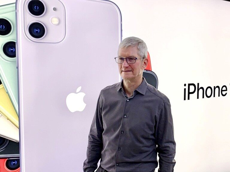 Will a new iPhone continue to grow Apple's share price?
