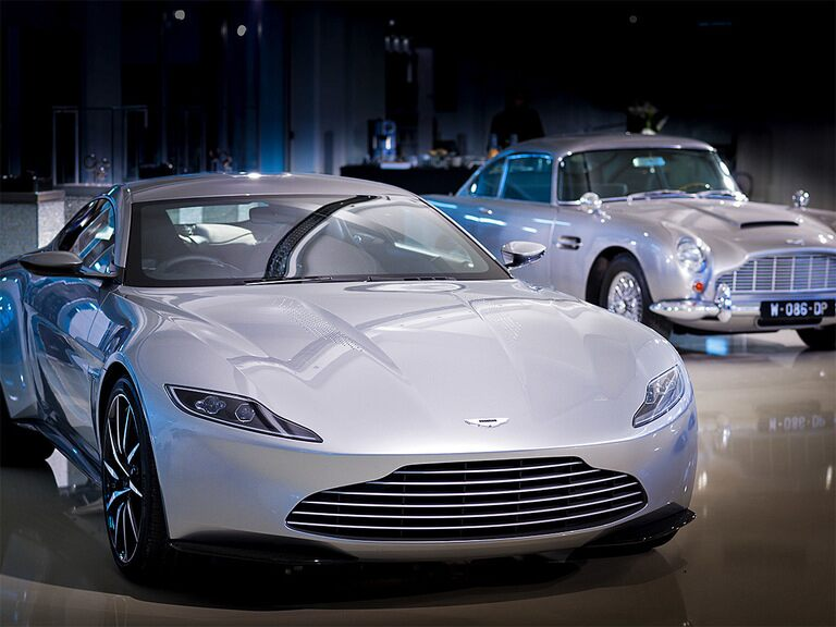 Can Aston Martin S Share Price Accelerate After Mercedes Benz Deal