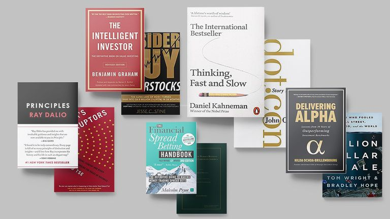 Best 10 trading books: insights from Warren Buffett and Ray Dalio