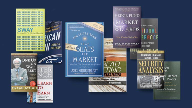 Best 10 trading books to kick-start 2019