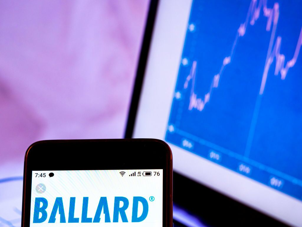 Ballard Power Aktie lässt Kapitalerhöhung hinter sich