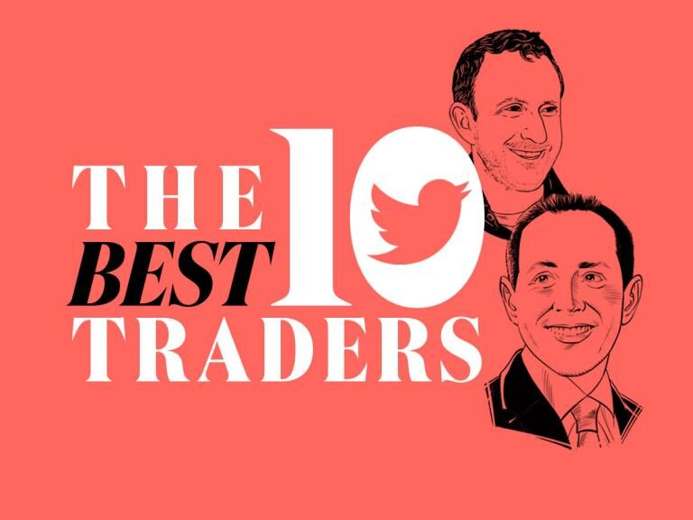 The best 10 traders to follow on Twitter