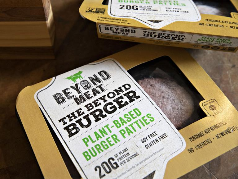 Is Beyond Meat's recent share price hike a sign of things to come?