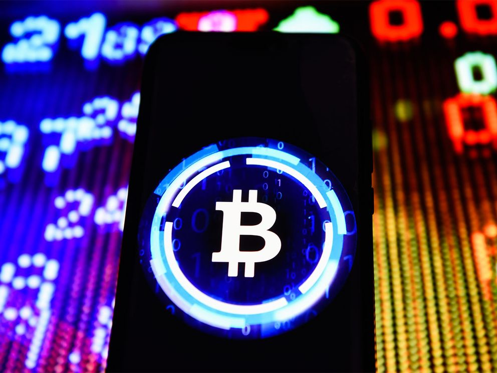 Bitcoin hits another record