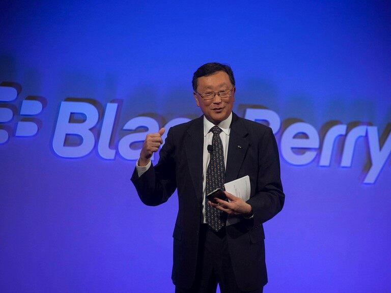 How will Q2 earnings affect Blackberry's share price?