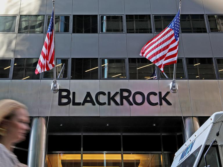 Why the Fed's bond-buying plan lifted BlackRock's share price