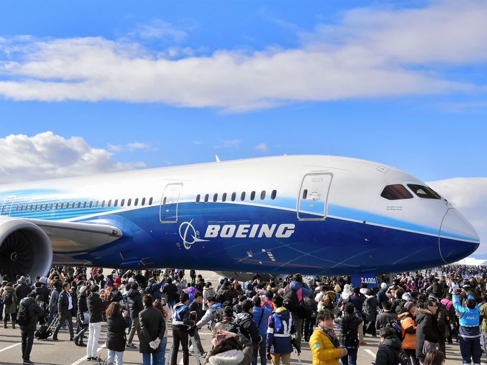 Boeing Aktienkurs – Bedroht aber Systemrelevant