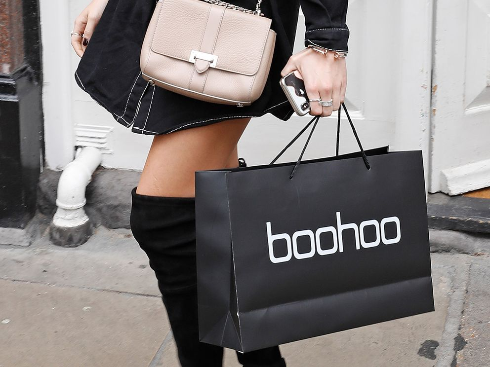 Boohoo share price: the rebound is poised to continue