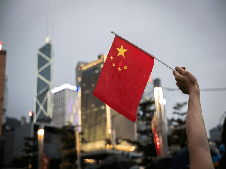 China regulatory risk weighs on sentiment