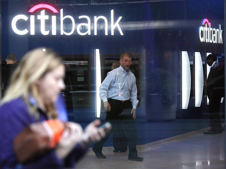 How will earnings impact Citigroup, Morgan Stanley and Wells Fargo's share prices?