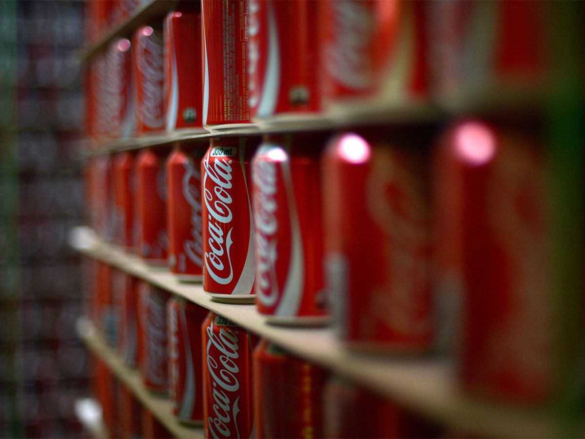 Coca-Cola share price pops to hit record high; but is PepsiCo really winning?