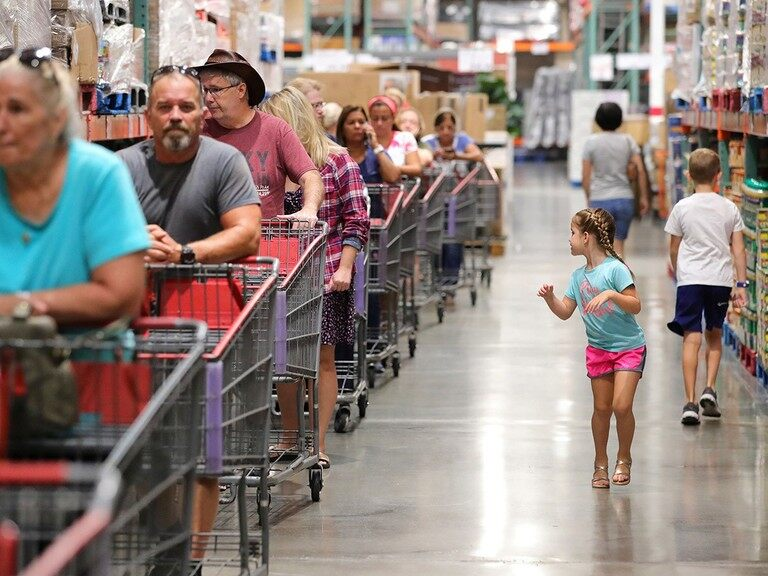 Will Costco's share price be lifted by impressive sales in Q4?