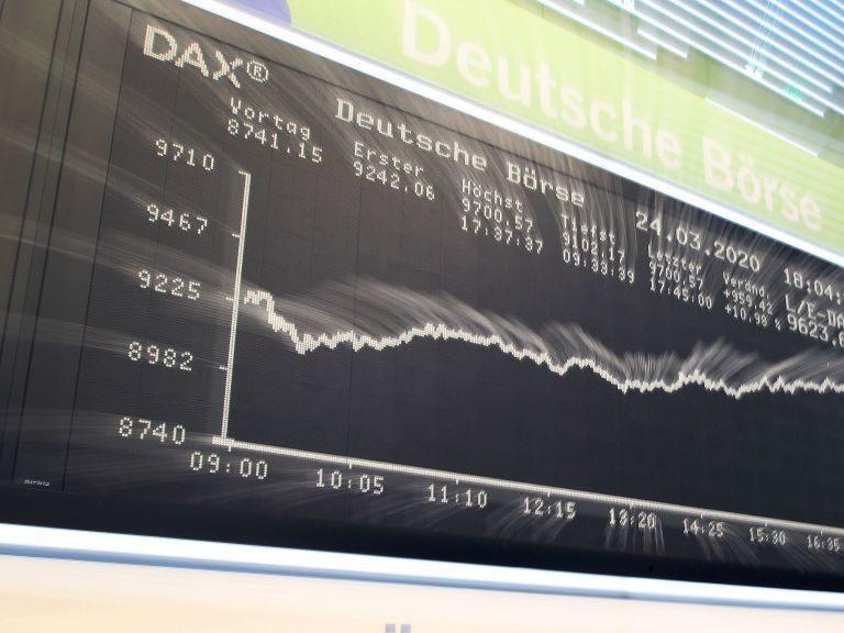 Börsenradio: DAX im Aufwärtstrend