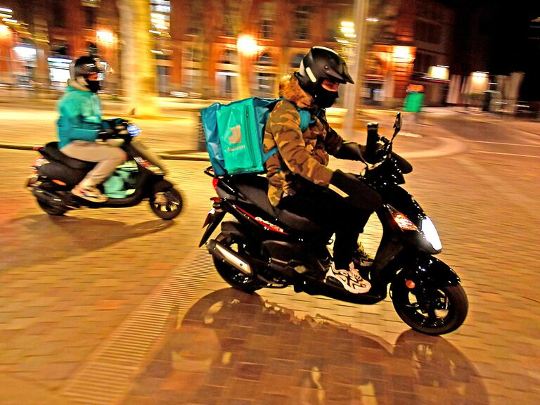 Deliveroo IPO set for London launch in the coming weeks